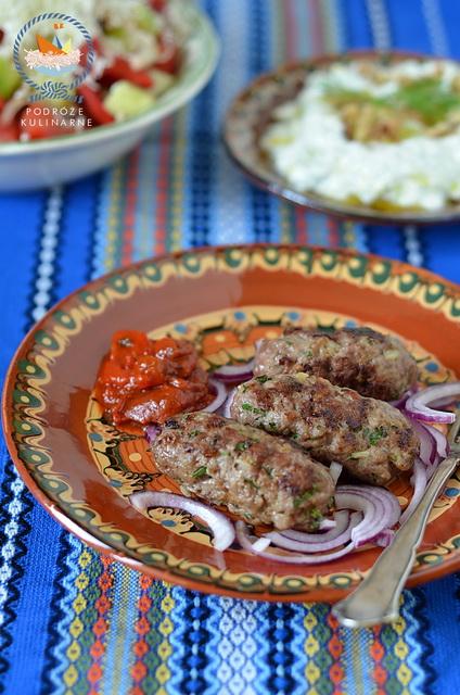 Kebabczeta, кебапчета