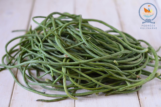 fasolnik chiński, long bean snake bean, chinese long bean, yardlong bean