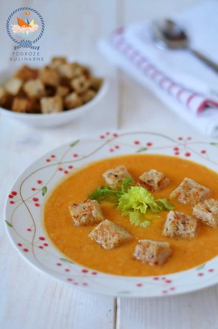 Prowansalska zupa rybna, Provence fish soup