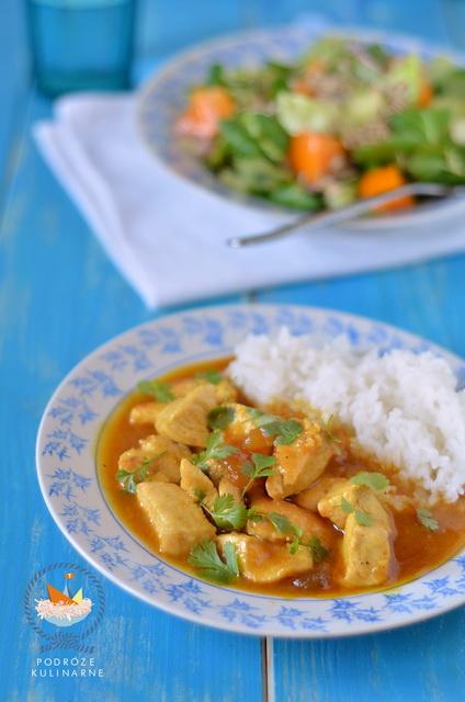 Podroze Kulinarne Lankijski Kurczak Z Chutneyem Mango