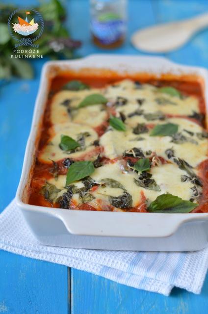 Cukinia po włosku, Italian style zucchini