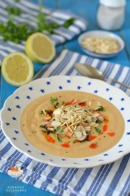 Zupa z brukwi, Rutabaga soup
